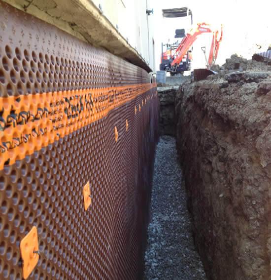 Basement Waterproofing In Barrie